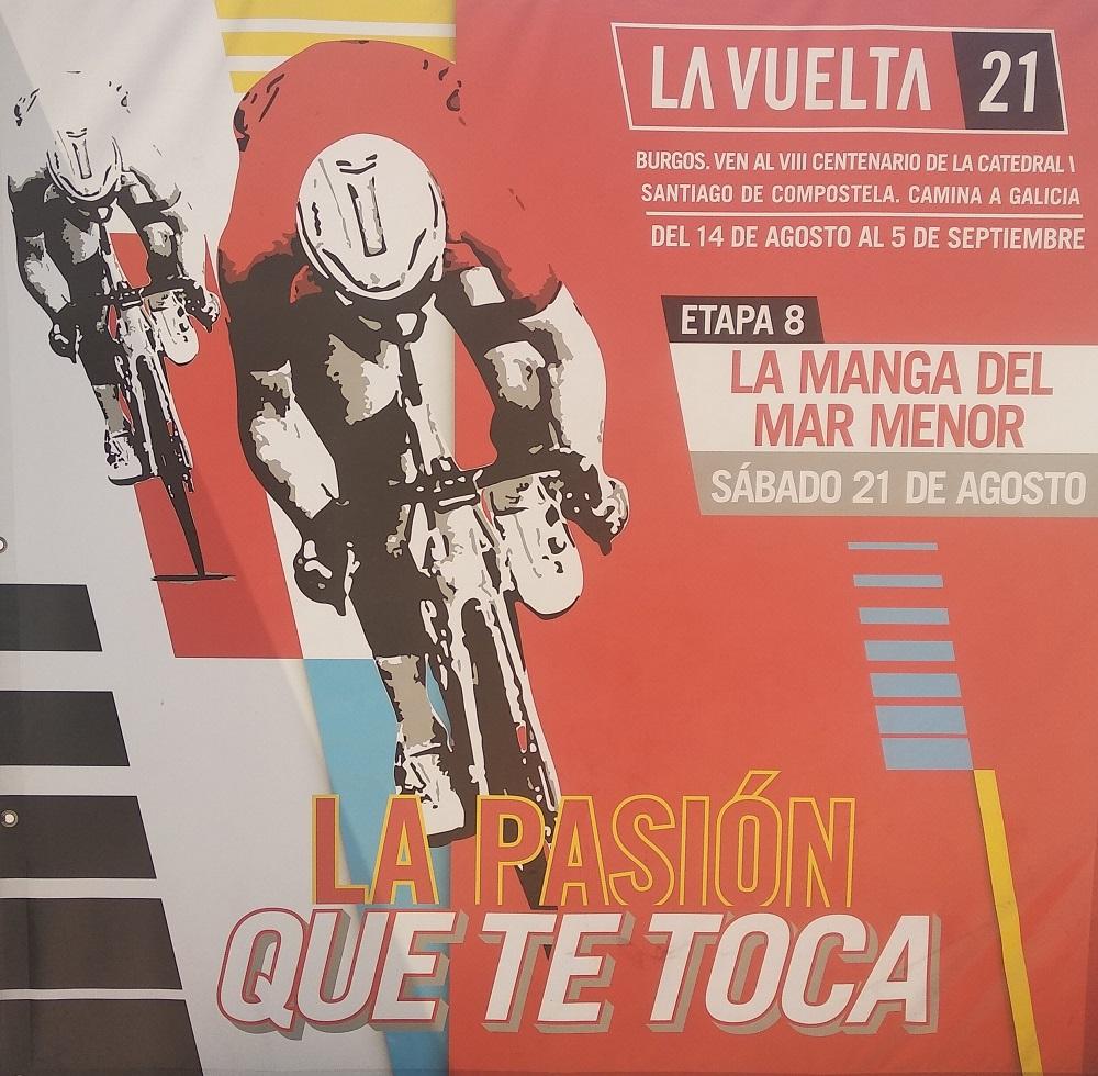 La Manga del Mar Menor. Vuelta Ciclista